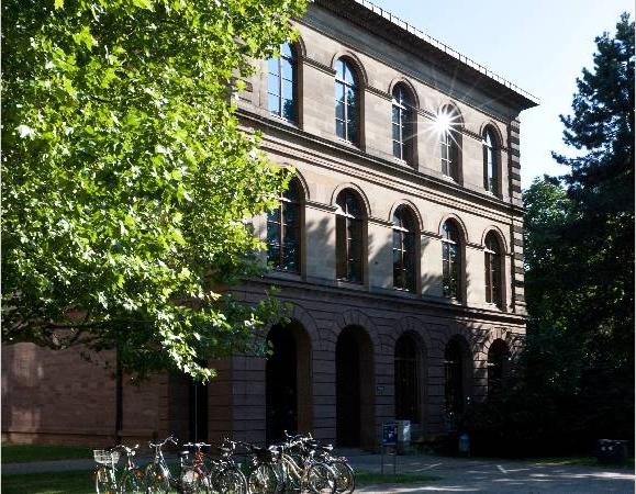 Uni Stuttgart Verwaltung